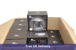 Fourty NSJS H128 USB Powered Speakers 6W