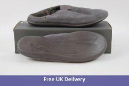 Ecco Women's Easy W Slippers, Grey, UK 6
