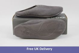 Ecco Women's Easy W Slippers, Grey, UK 4.5