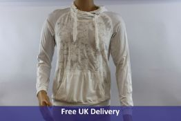 Beate Heymann Street Couture Sweater, White. EU 38