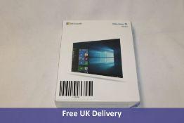 Windows 10 Home Retail Pack USB