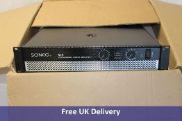 Soniq M3 Professional Power Amplifier