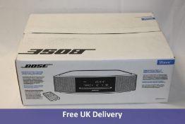 Bose Wave Music System IV DAB, Black, 230V UK