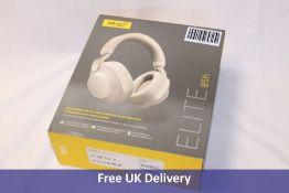 Jabra Elite 85h Headphones, Gold/Beige