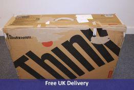 Lenovo ThinkVision P27h-20 Flat Panel Monitor. Requires UK plug. Box opened