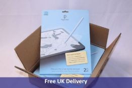 Ten Paperlike Matte Screen Protector 2-packs, for Drawing, Writing, and Note-taking. For iPad Air 10