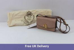 Ralph Lauren Women's Belt Bag, Mellow Pink, Size OS