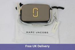 Marc Jacobs Women's The Softshot 21 Cross Body Bag, Cement Multi
