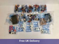 Fifteen Playmobil Add-ons Sets