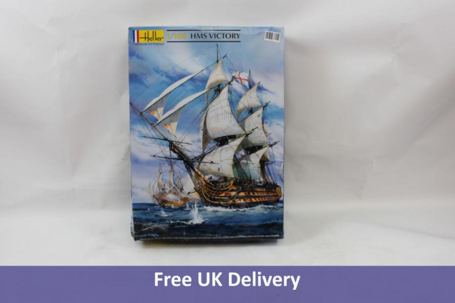 Heller 1/100 HMS Victory Model Kit