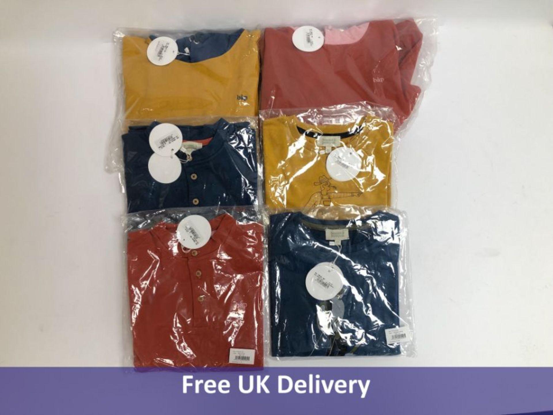 Six items Bonnet à Pompon Children's Clothing