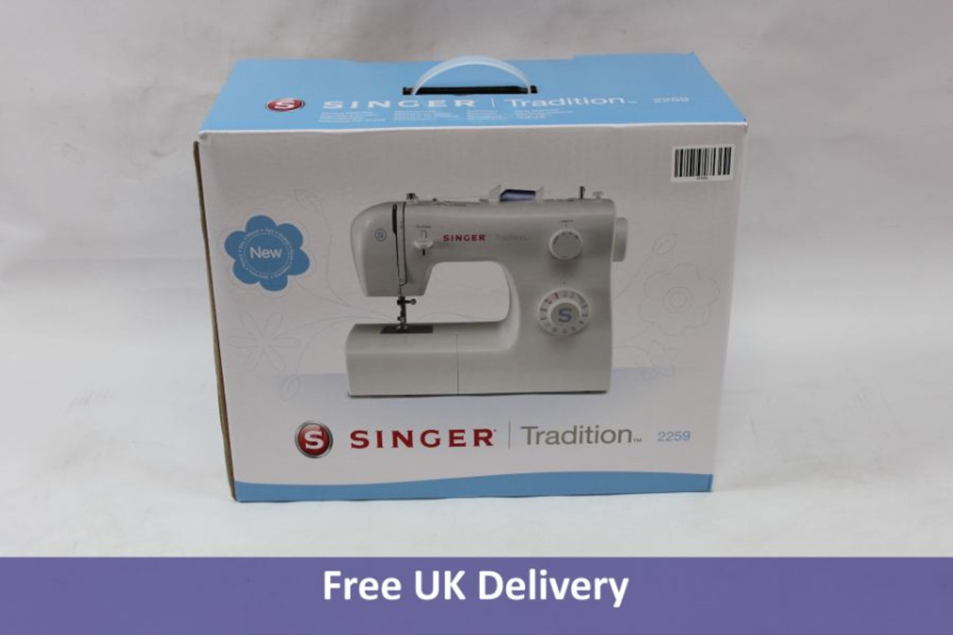 Singer Tradition Sewing Machine, Model 2259