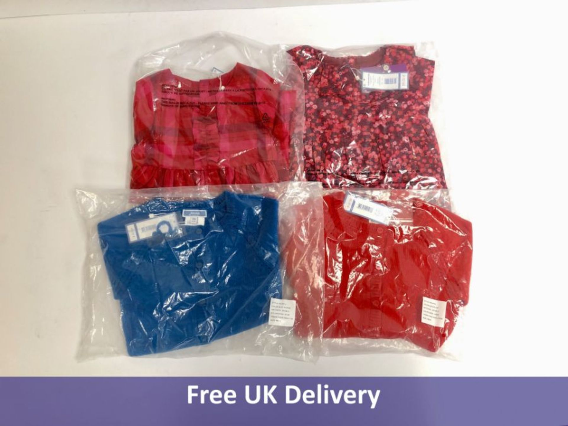 Four items of Jacadi Paris Children's Clothing