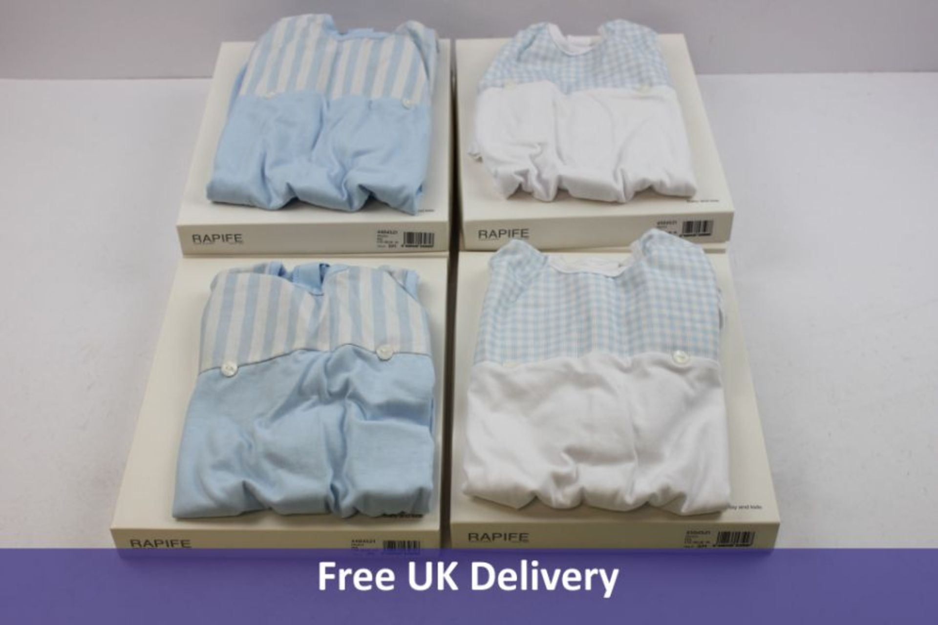 Six items of Rapife Baby Clothing