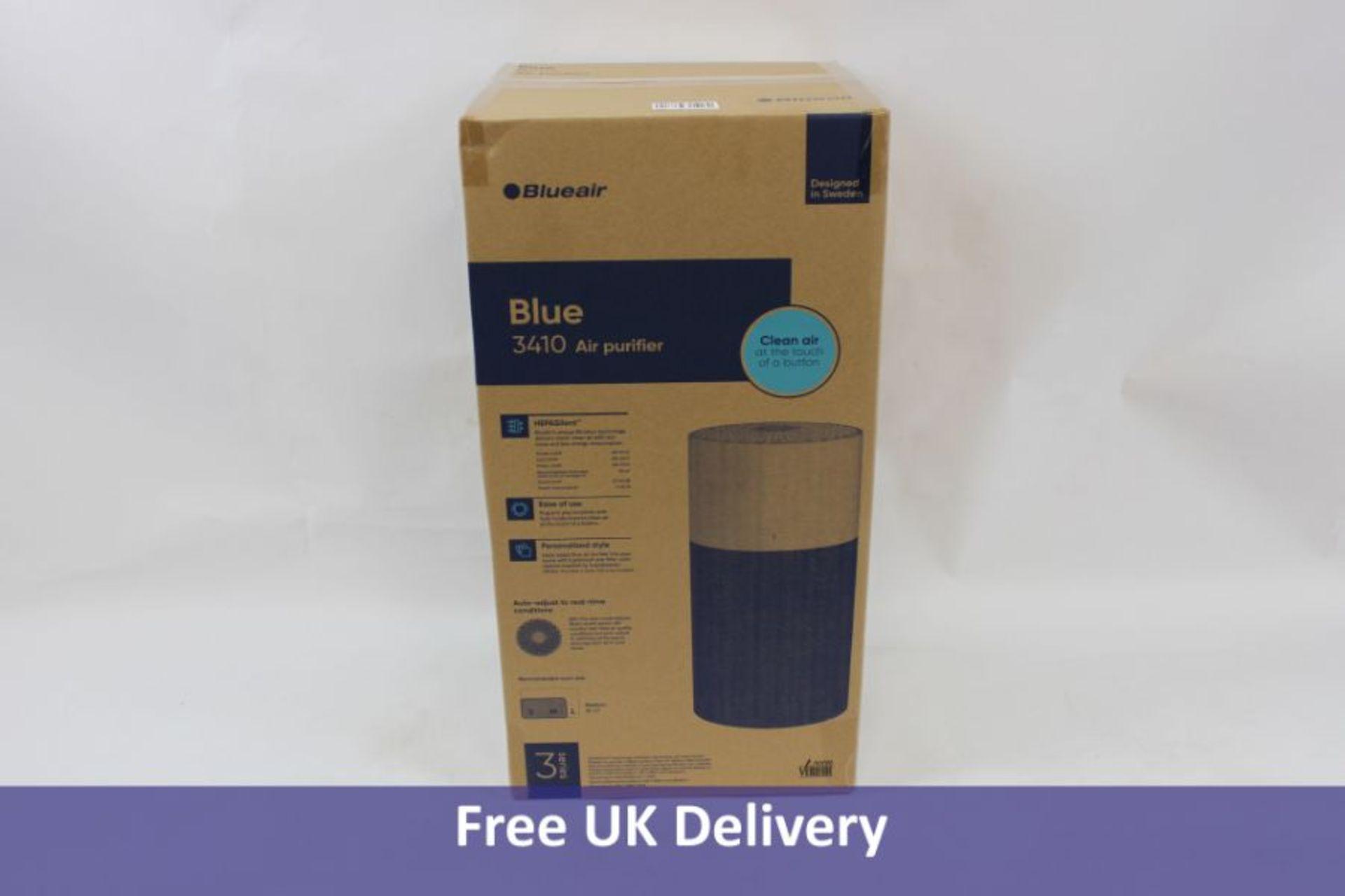 Blueair 3410Blue Air Purifier with HEPASilent