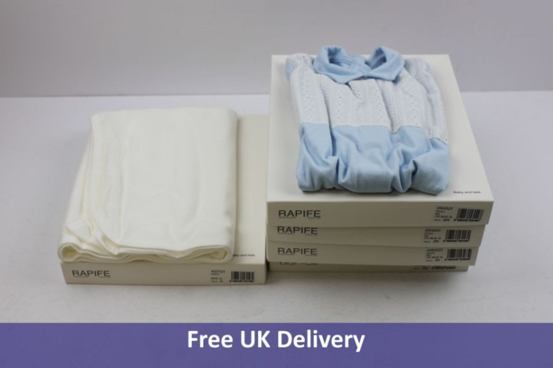 Five Items Of Rapife Baby Clothing
