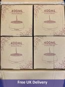 Twelve Boujee 400ML Aroma Diffusers
