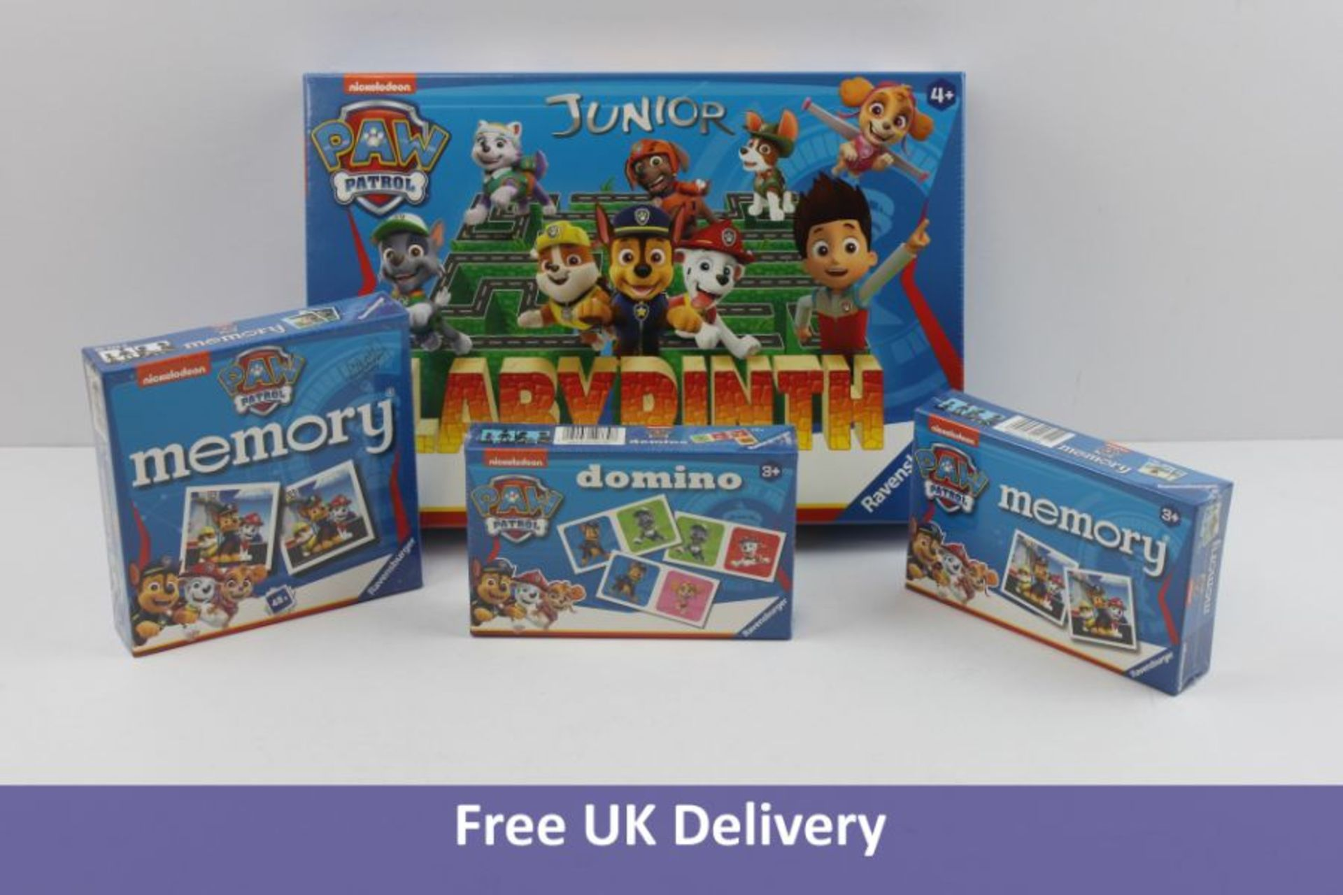 Forty Eight Paw Patrol Games