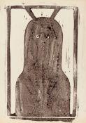 """Christian Rohlfs. """"Gespenst"""". Um 1911"""