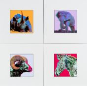 Andy Warhol. Endangered Species. 1987