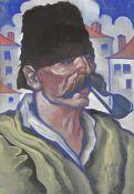 Hugó Scheiber. Ungarischer Bauer. 1939