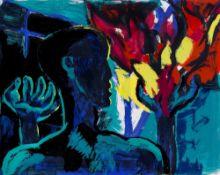 Rainer Fetting. Prometheus. 1986