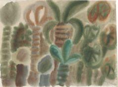 Eduard Bargheer. Palmengarten. 1972