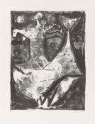 """Marino Marini. """"L'idea del Cavaliere"""". 1968"""