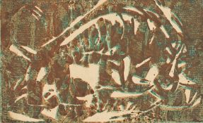 "Christian Rohlfs. ""Das Tier"". 1925"