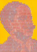 Thomas Bayrle. Portrait. Um 1970