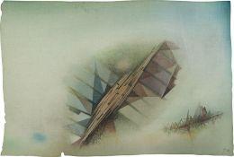 Hans Jaenisch. Ohne Titel. Um 1975