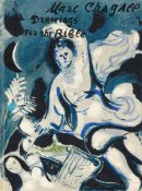 """Marc Chagall. """"Drawings for the Bible"""". 1960"""