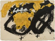 "Antoni Tàpies. ""Formes i vernis"". 1986"