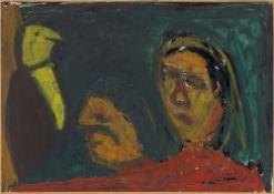 Peter Herrmann. Tête-à-tête. 1988