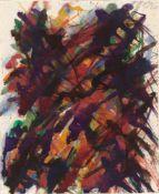"Max Uhlig. ""Pflanzliche Formation"". 1983"