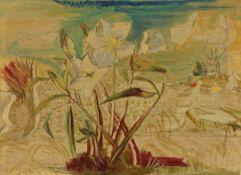 Charles Crodel. Blüten.