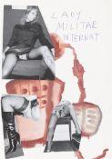 "Jonathan Meese. ""Lady HOT"". 1997/98"