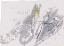 "Olaf Metzel. ""Sputnik Bild"". 1980"