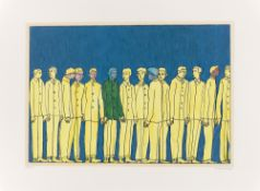 "Ilya Kabakov (*1933) und Michail Grobman (*1939). ""The Beautiful Sixties"". 1964-69"