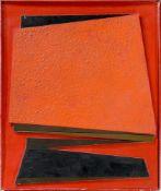 Francis Bott. Espaces concertés (Reliefbild). Um 1971