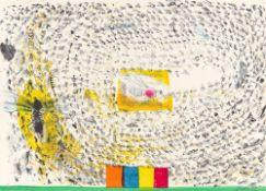 "Thomas Bayrle. ""Maya-Honig-G.m.b.H."". 1966"
