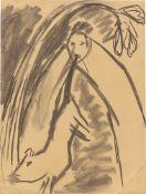 Leiko Ikemura. Ohne Titel. 1986
