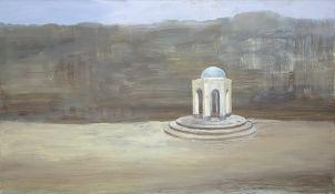 Peter Busch. Tempel. 2003