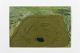 "Dieter Roth. ""Postcard"" (Hyde Park). 1969"