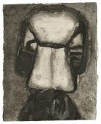 "Marlene Dumas. ""Back"". 1993"
