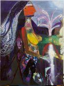 "Matthias Dornfeld. ""untitled (big magic women)"". 2011"