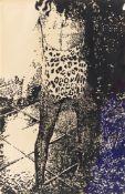 """Achim Duchow. """"Freizeitpanther"""". 1980"""