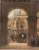 "Friedrich Nerly. ""Venezia"". 1865"