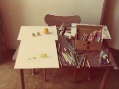 David Hockney. Two Lemons and Four Limes, Santa Monica. 1971