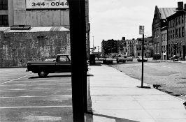 "Peter Downsbrough. NYC, ""07 – 26"". 1979"